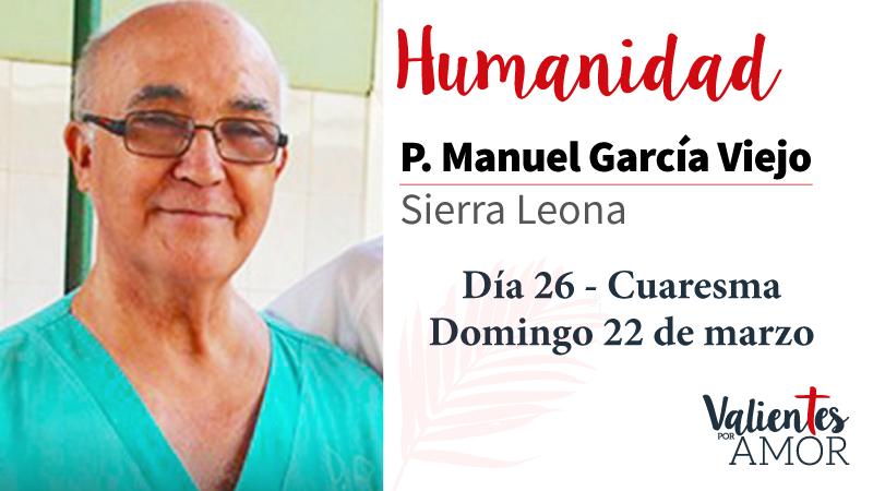 Misionero Manuel García
