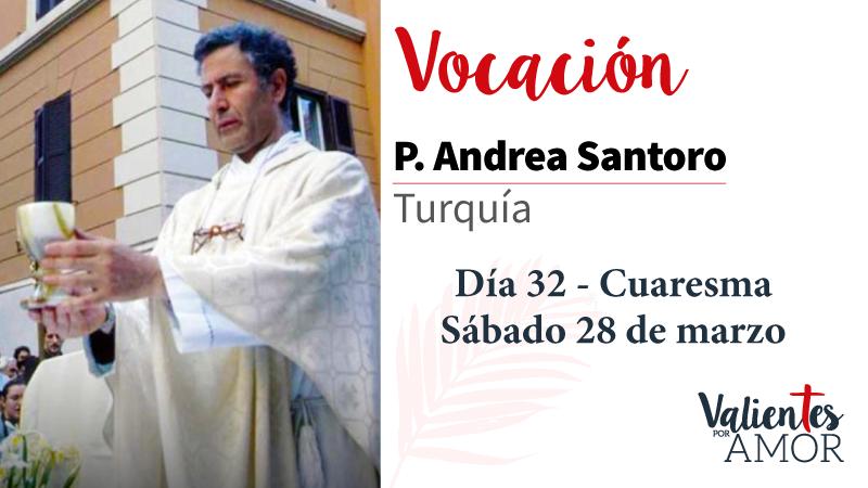 P. Andrea Santoro