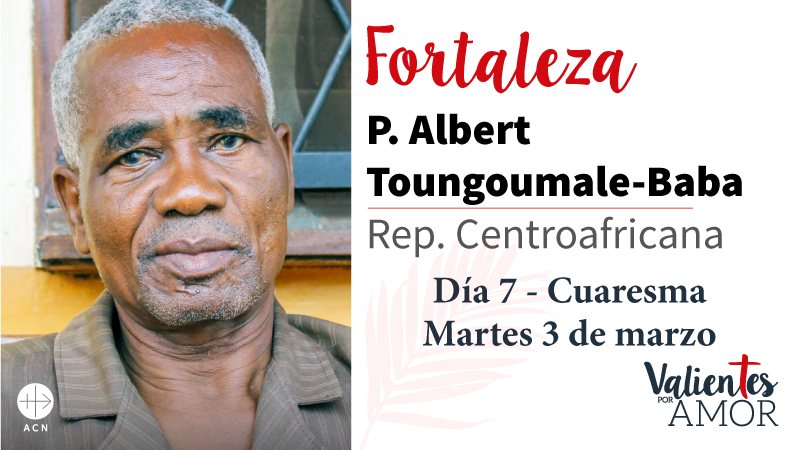 P. Albert Toungoumalé-Baba