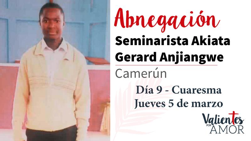 Gérard Anjiangwe
