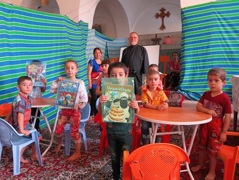 Iraq: La educación y el diálogo, claves para permanecer