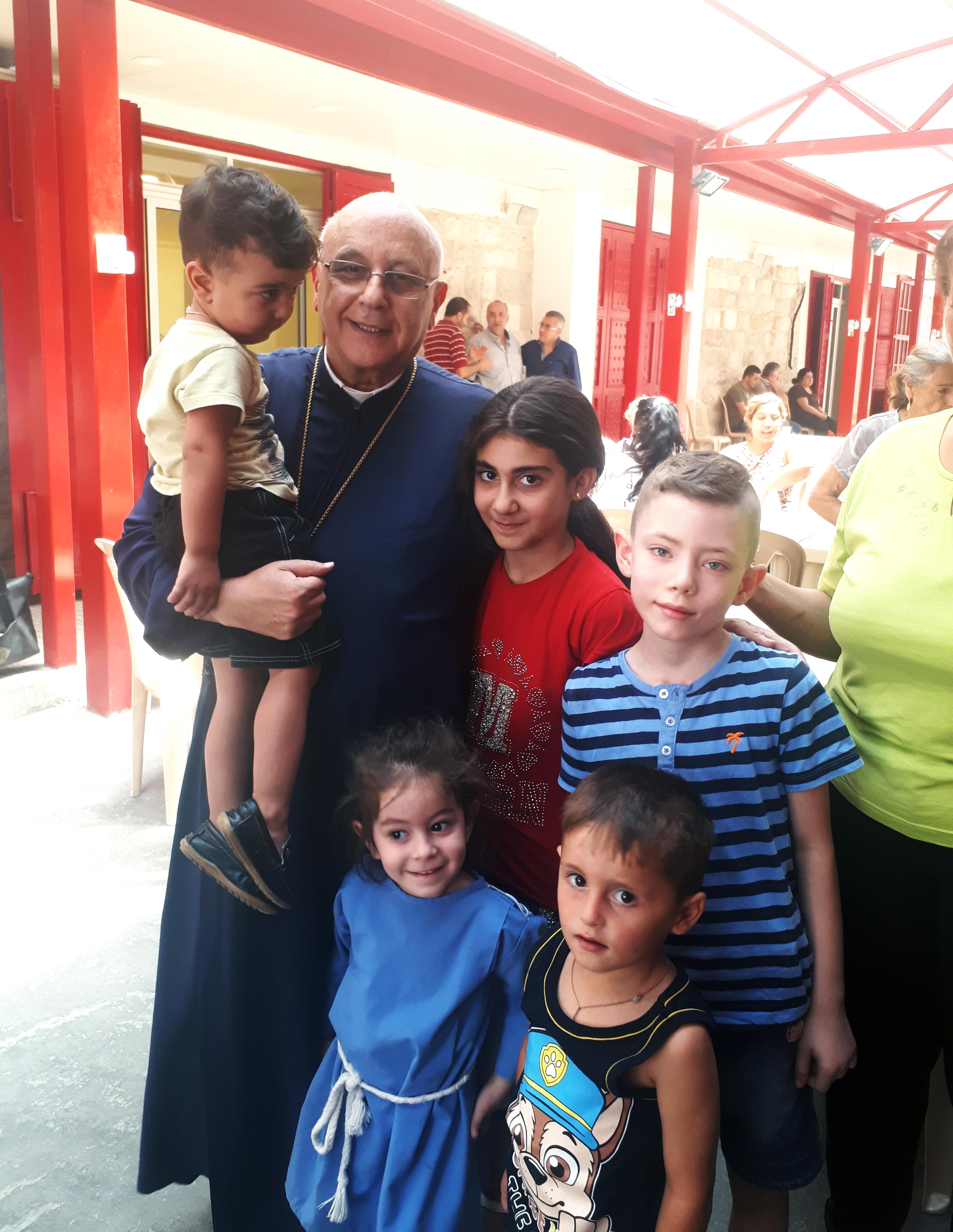 Líbano: Ayuda para el Comedor de San Juan el Misericordioso