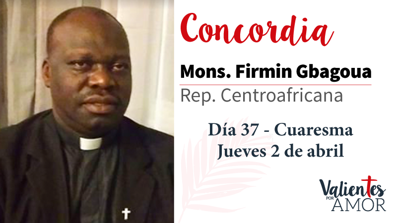 Mons. Firmin Gbagoua