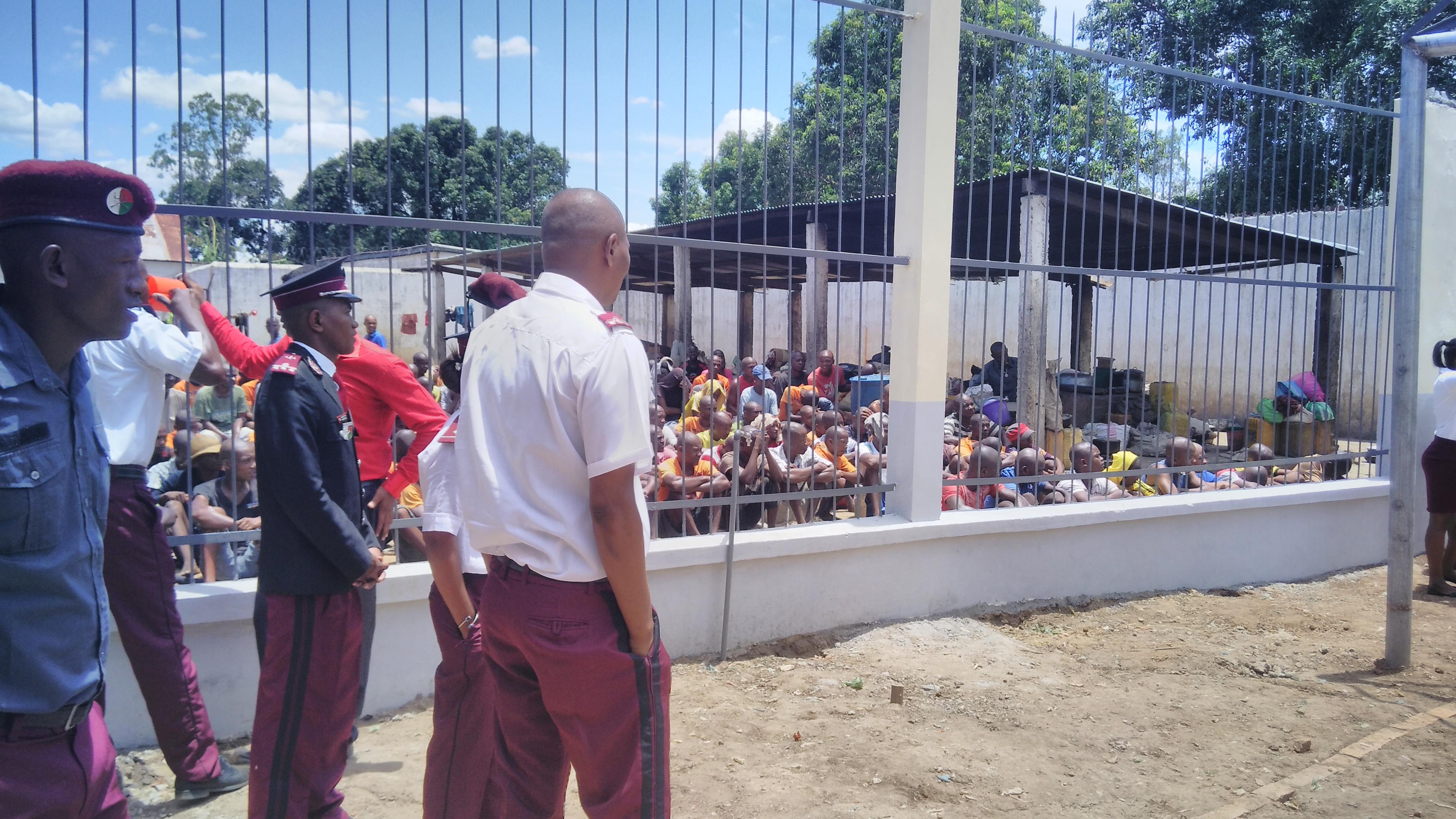 Madagascar: Ayuda a la habilitación de una capilla para la pastoral de prisiones