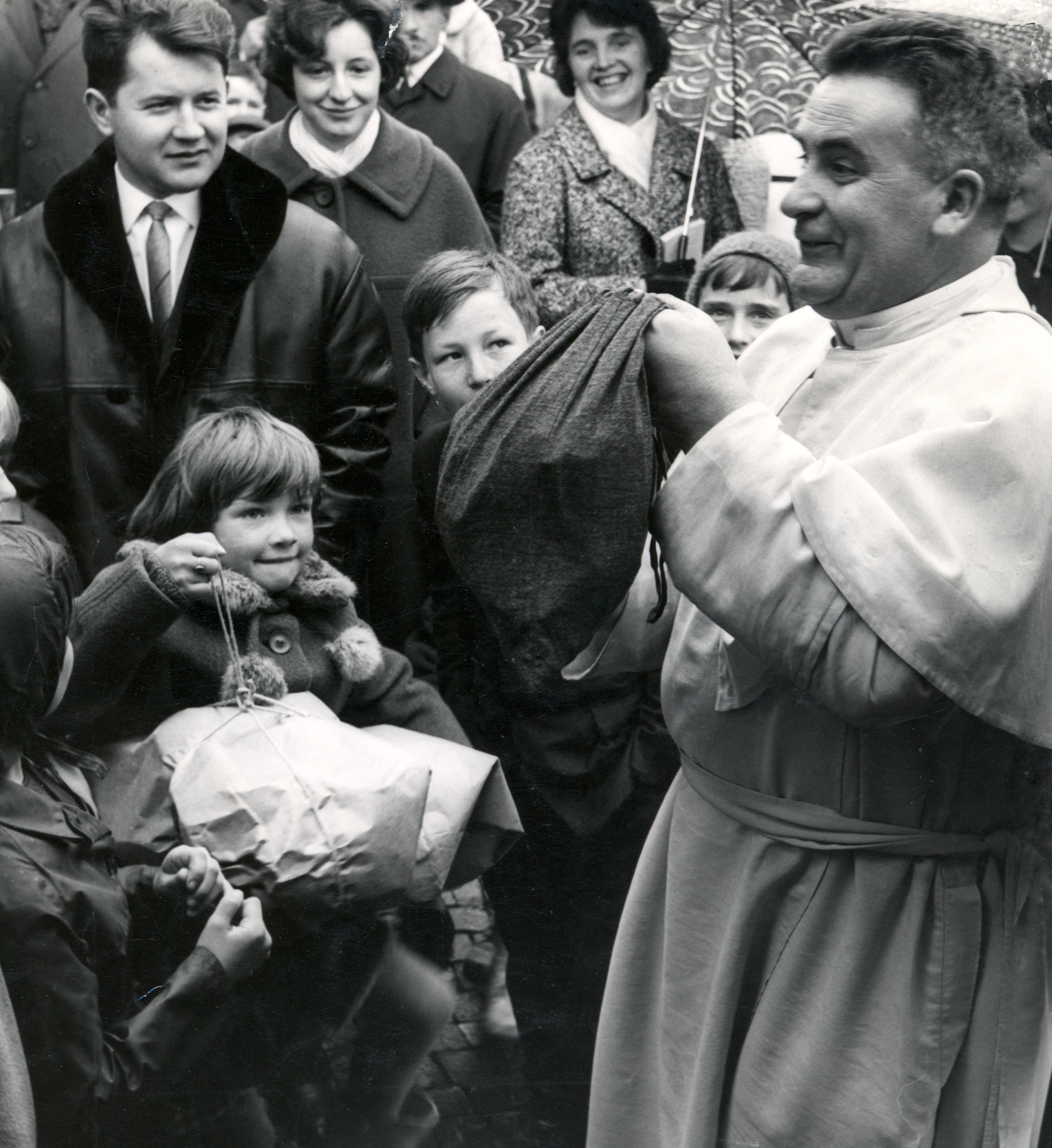 """El amor vence al odio: 70 años del """"milagro de Vinkt"""""""