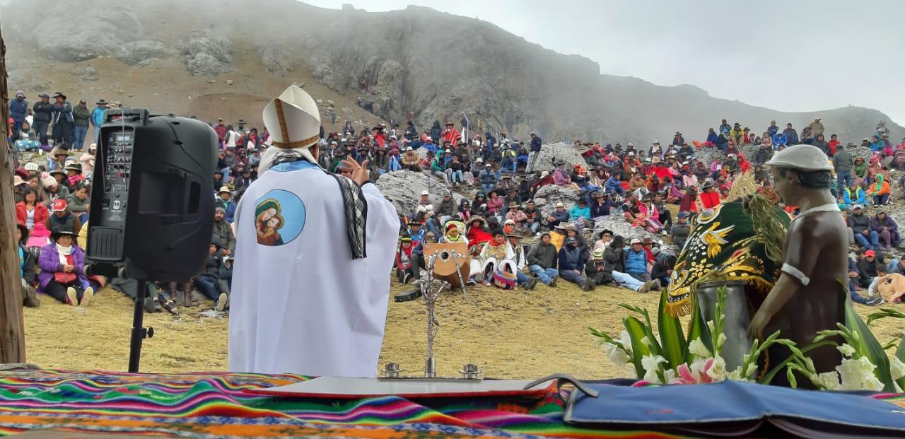 Perú: Formación de catequistas de la Prelatura de Chuquibambilla