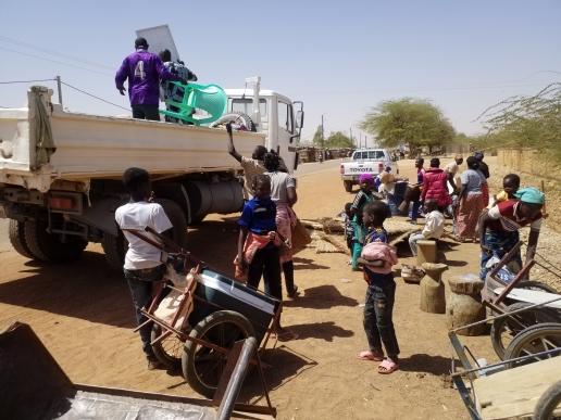 Burkina Faso: Apoyo a familias de catequistas de la Diócesis de Dori