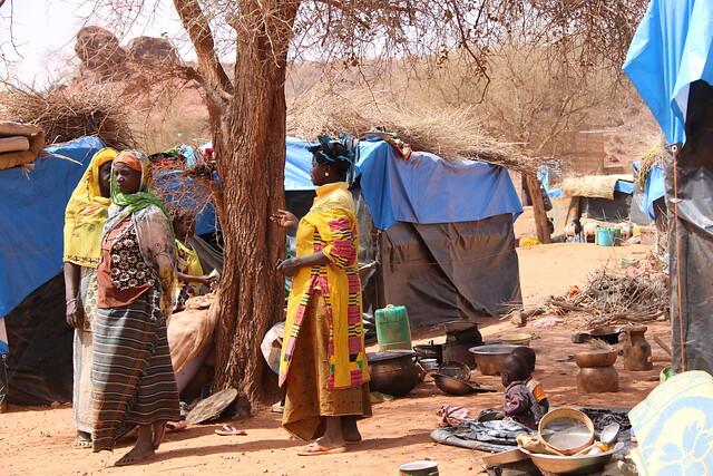Burkina Faso: localidades enteras vacías o aisladas no por el COVID19, sino por el terrorismo