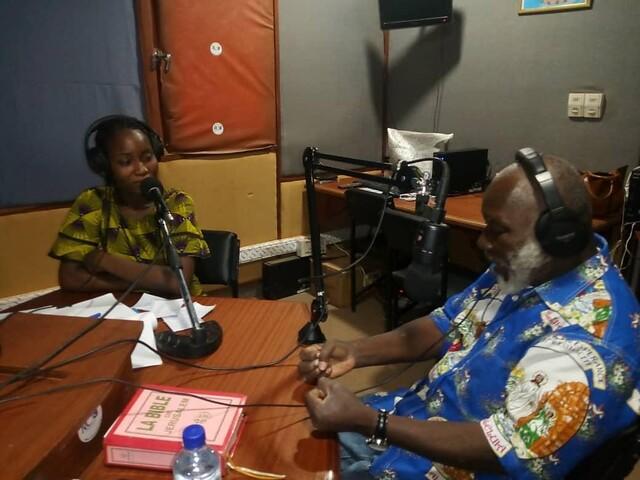Burkina Faso:  Ayuda para una radio católica