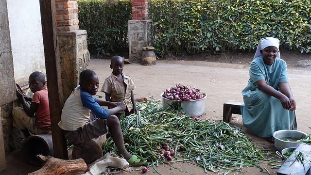 Ayuda de emergencia por Covid 19 para el Congo