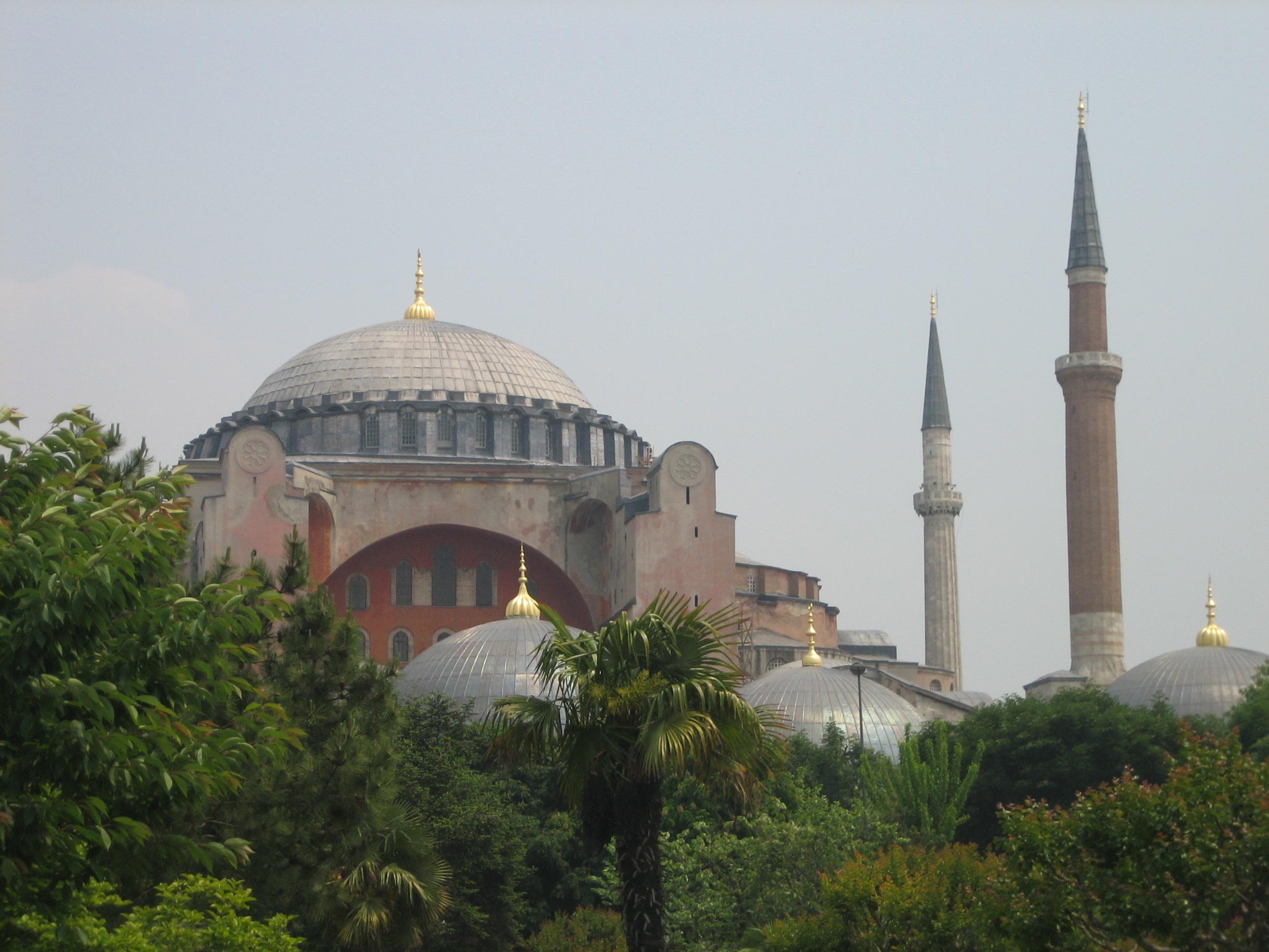Comunicado de ACN sobre Hagia Sophia