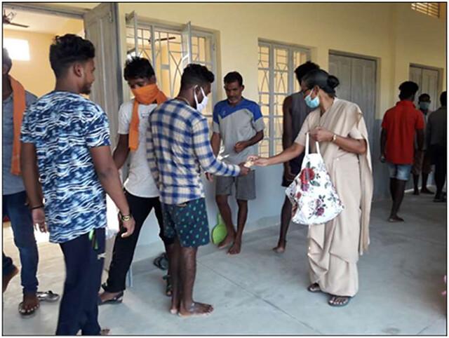 India: Ayuda al sustento para 63 religiosas de Rourkela