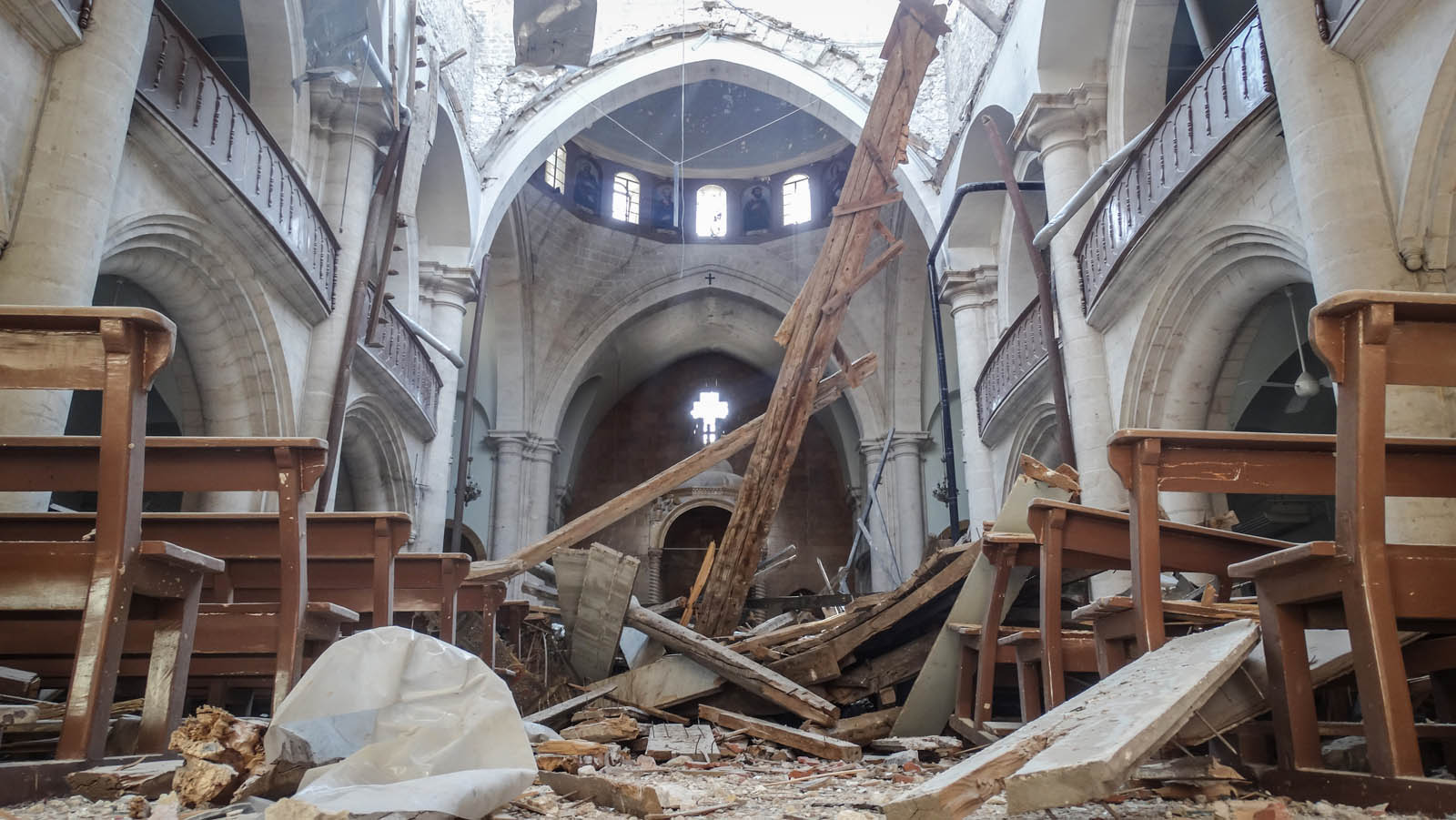 Siria: Catedral maronita de St. Elijah será consagrada después de la destrucción de la guerra