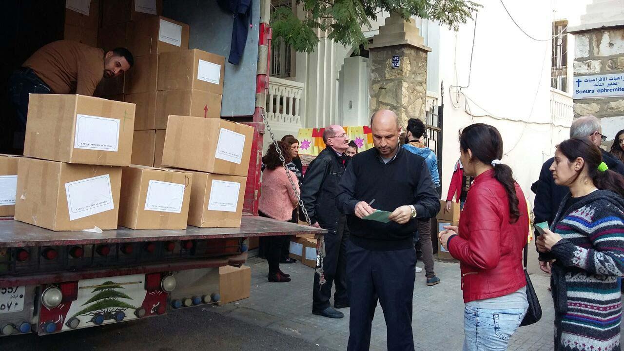 Los cristianos en Líbano pueden contar con ACN