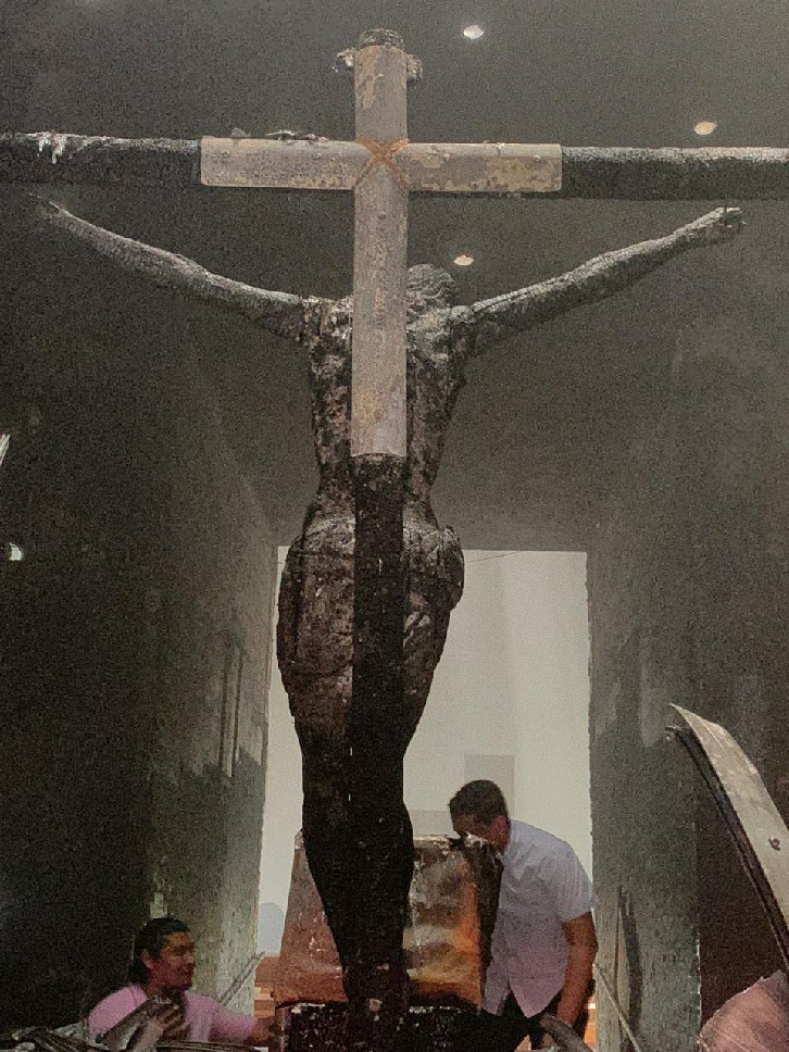Nicaragua: ACN condena el ataque terrorista a la catedral