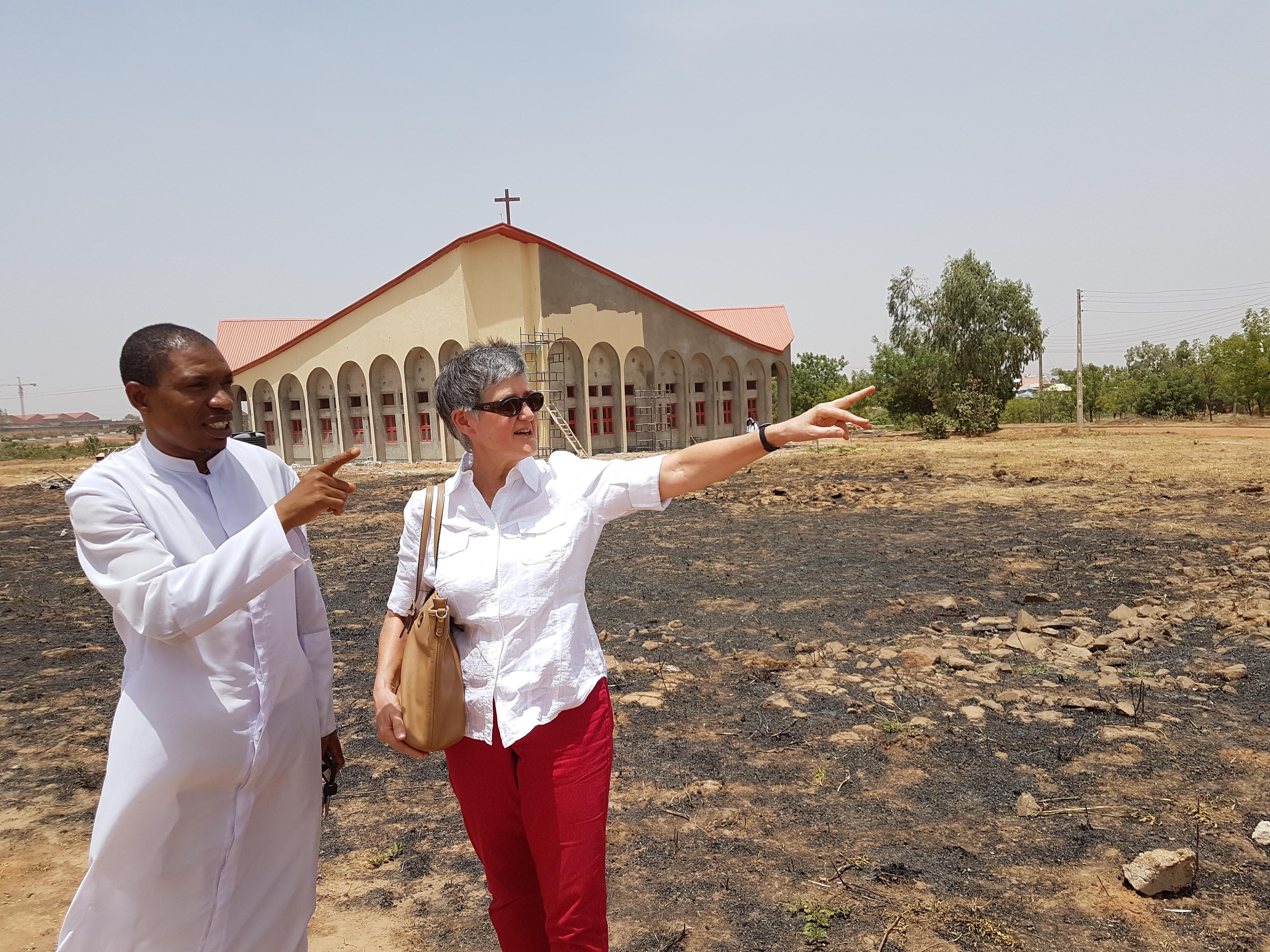 Un repaso a casi 30 años de la labor a favor de la Iglesia africana