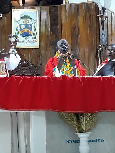 Sierra Leona: Estipendios de Misa para 40 sacerdotes