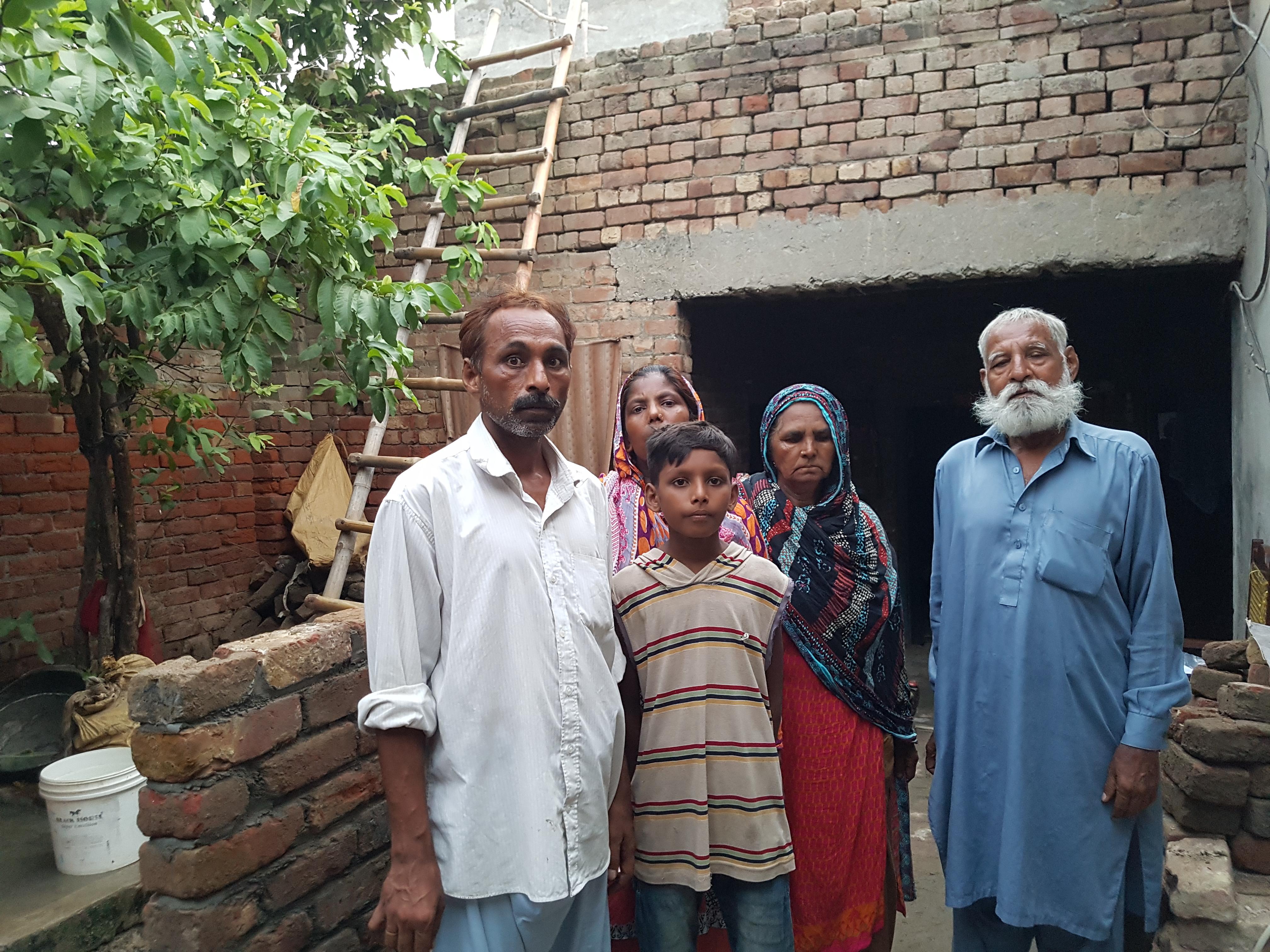 TESTIMONIO: Católico paquistaní, liberado tras cinco años en prisión por un asesinato que no cometió