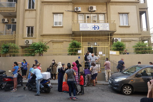 Un rayo de esperanza en Beirut