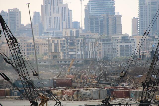 ACN seguirá con el apoyo en Beirut, ahora en reconstrucción