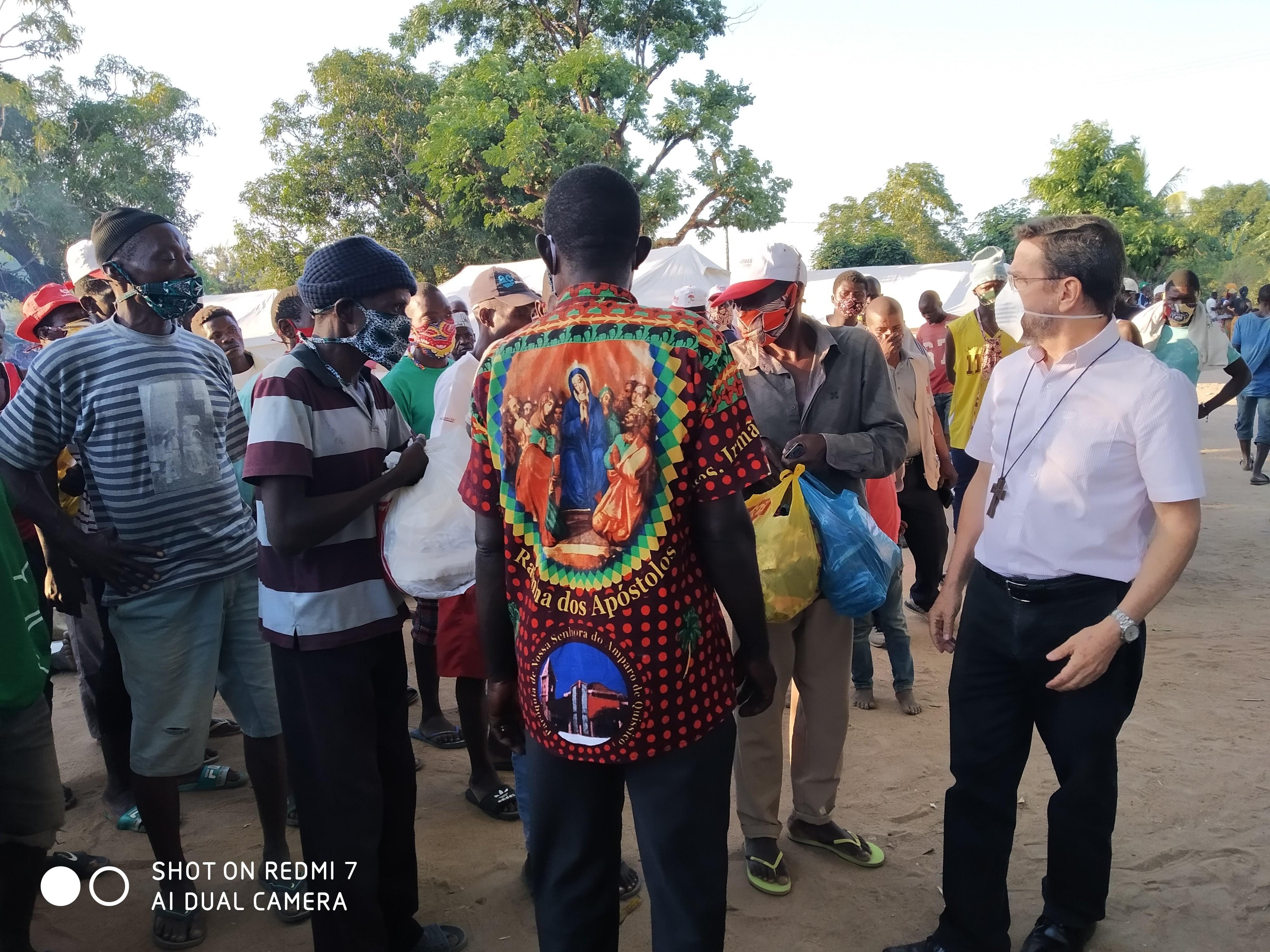 """Mozambique: """"La guerra solo tiene perdedores, pero los que más sufren son los más pobres"""""""