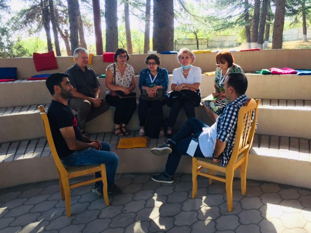Georgia: Apoyo a la labor de la Comisión para la Familia de la Iglesia Católica