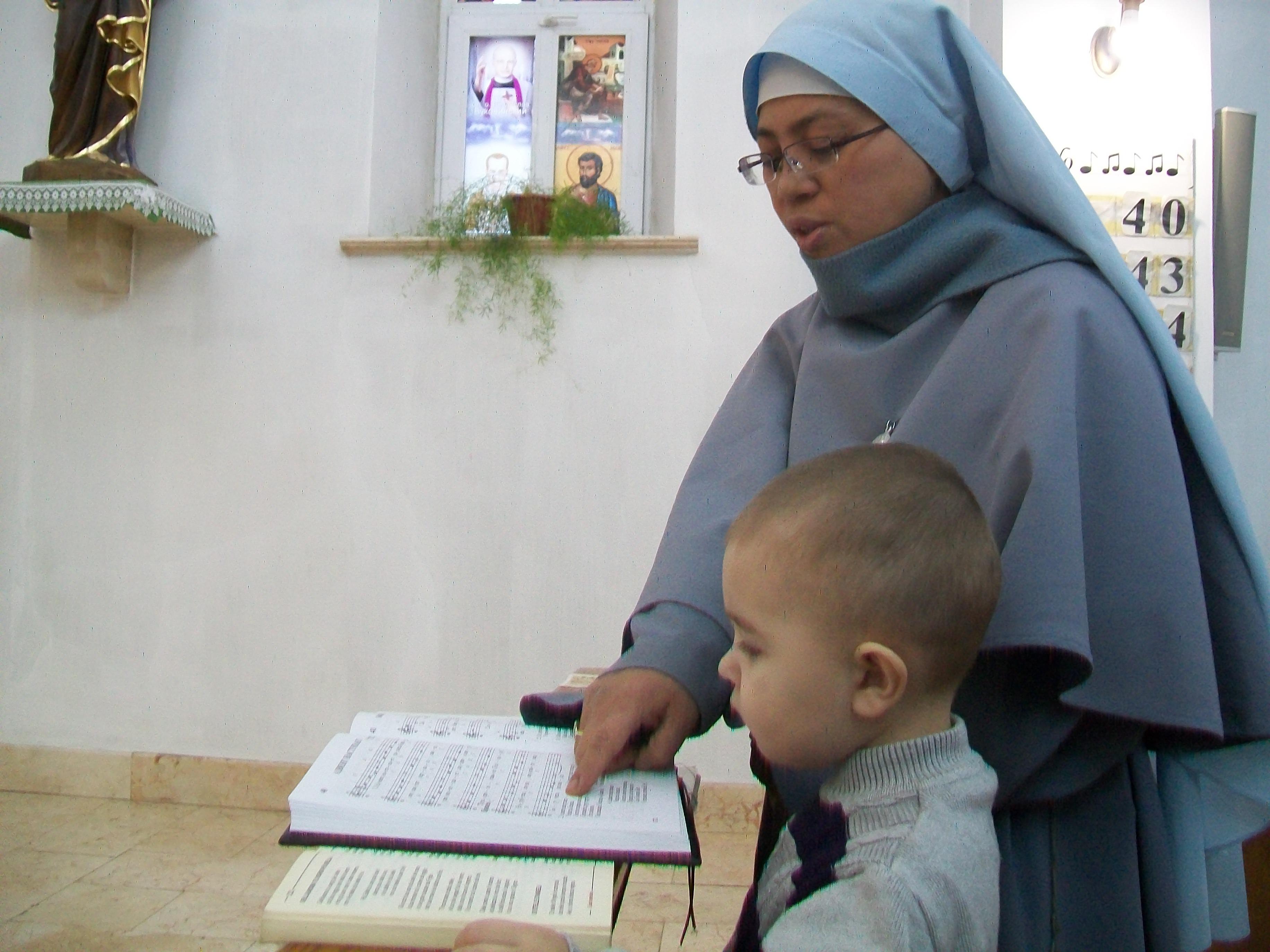 Kazajistán: Apoyo a la labor de las religiosas en Atbassar
