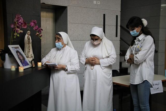 ACN apoya recontrucción de convento en Beirut
