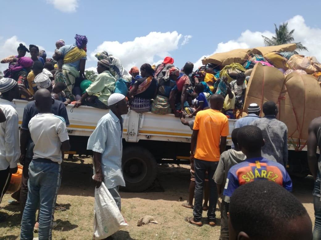 Mozambique: Nuevas masacres yihadistas hacen que el número de desplazados aumente