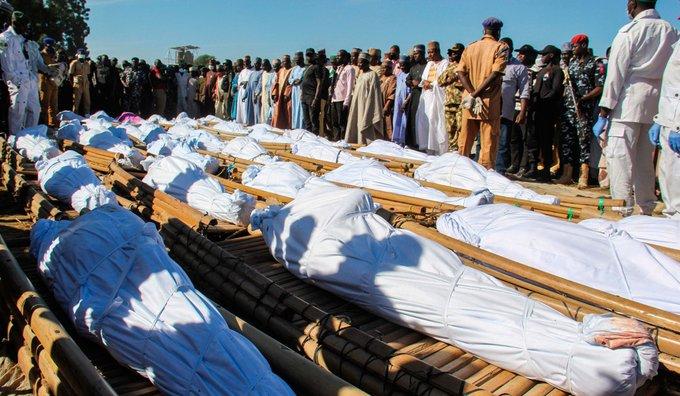 Nigeria: Se registra nuevo ataque de Boko Haram, mueren más de 100 civiles