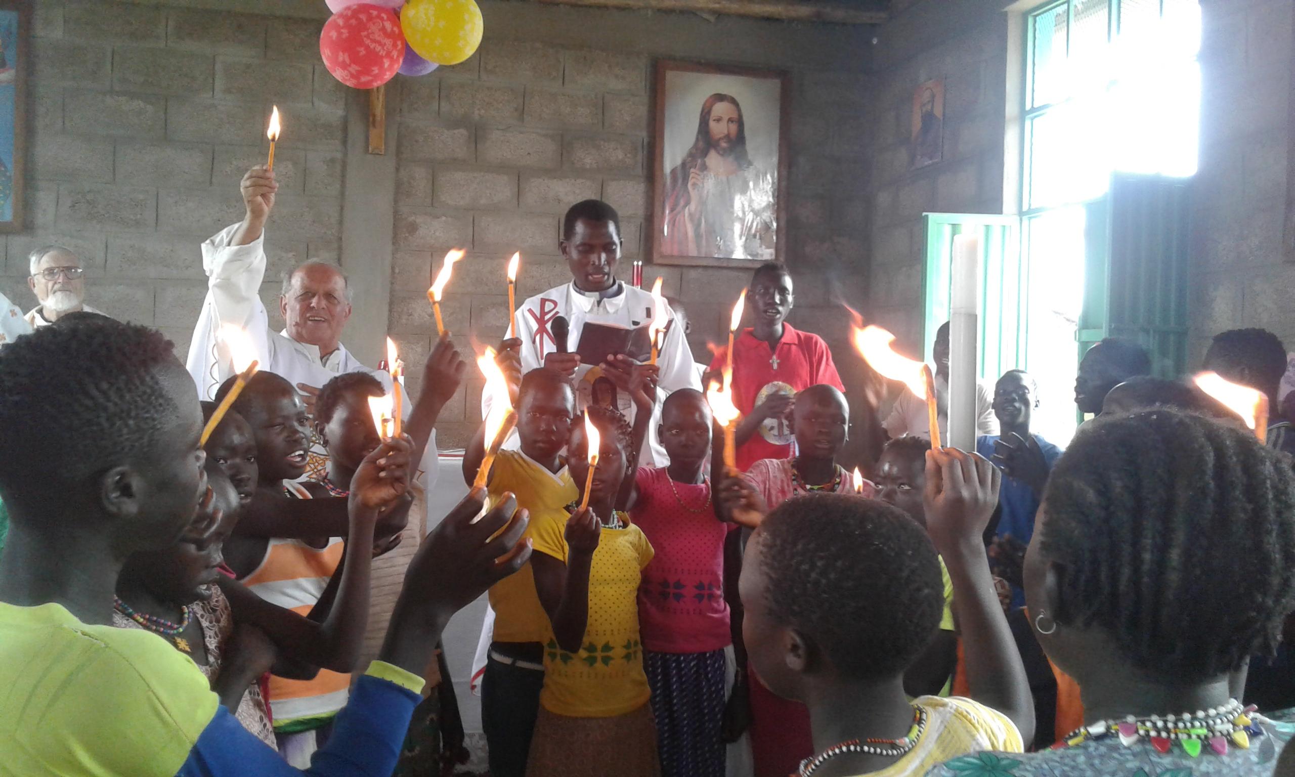 Etiopía: Un regalo de fe para la construcción de una capilla
