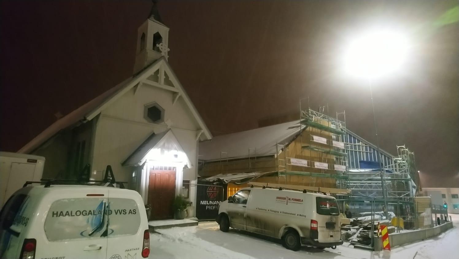 Noruega: Una Iglesia pobre en un país rico