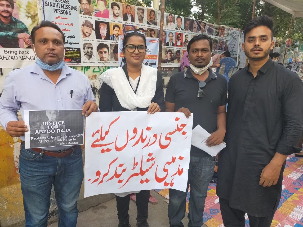 Una familia católica pakistaní lucha contra la conversión forzada de su hija