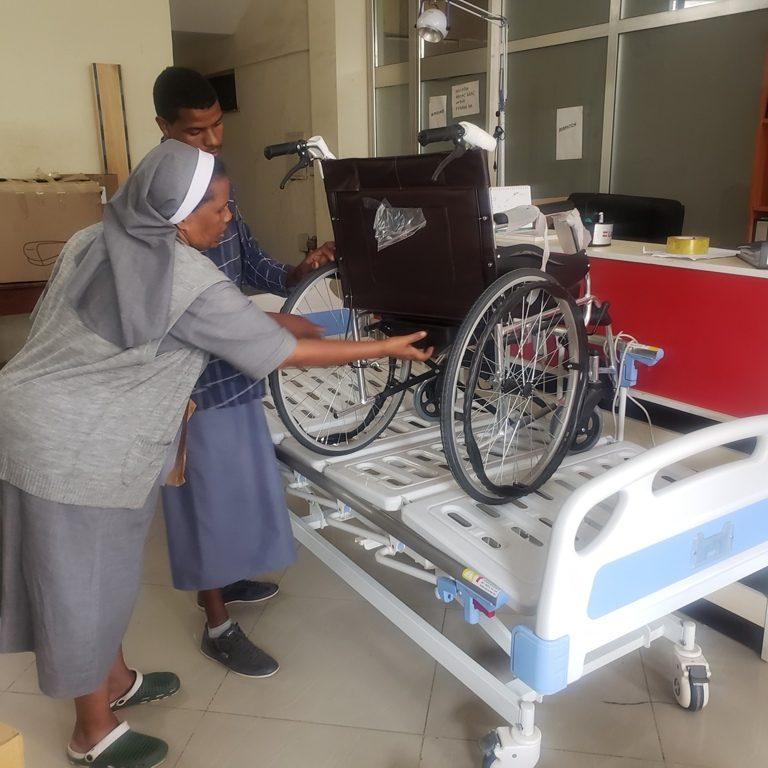 Etiopía: Ayuda para religiosas de la tercera edad
