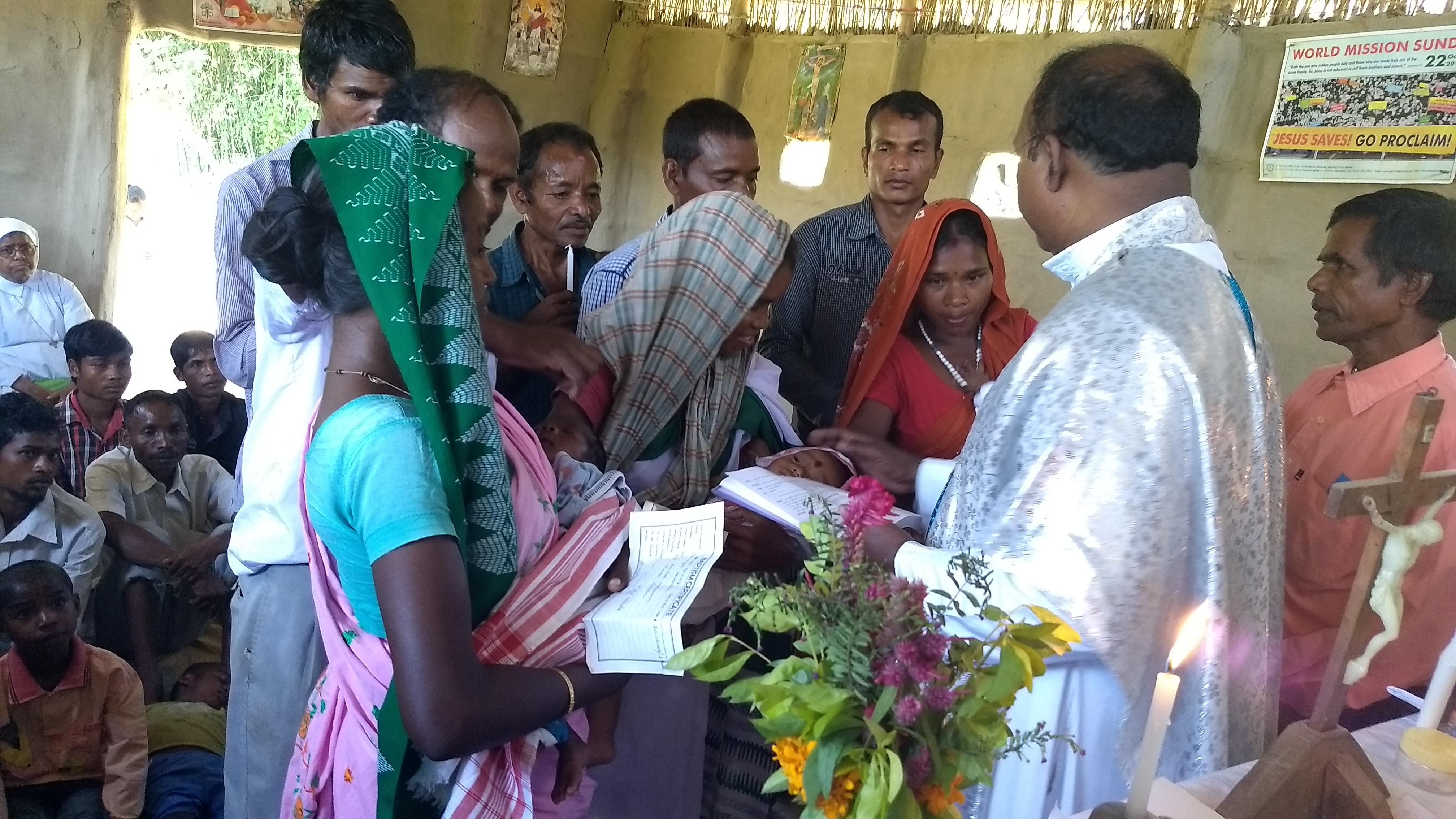 India: estipendios de Misa para los 113 sacerdotes de la diócesis de Tezpur