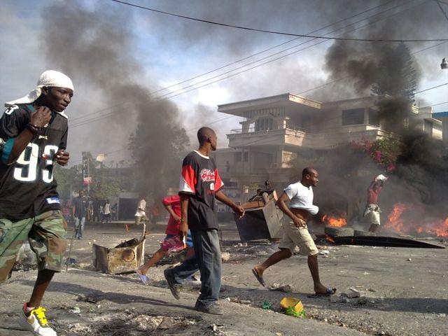 Haití: Los obispos advierten de una catástrofe