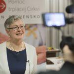 Directora de proyectos de ACN viajará a Iraq en el avión papal en representación de las Obras de Ayuda a las Iglesias Orientales