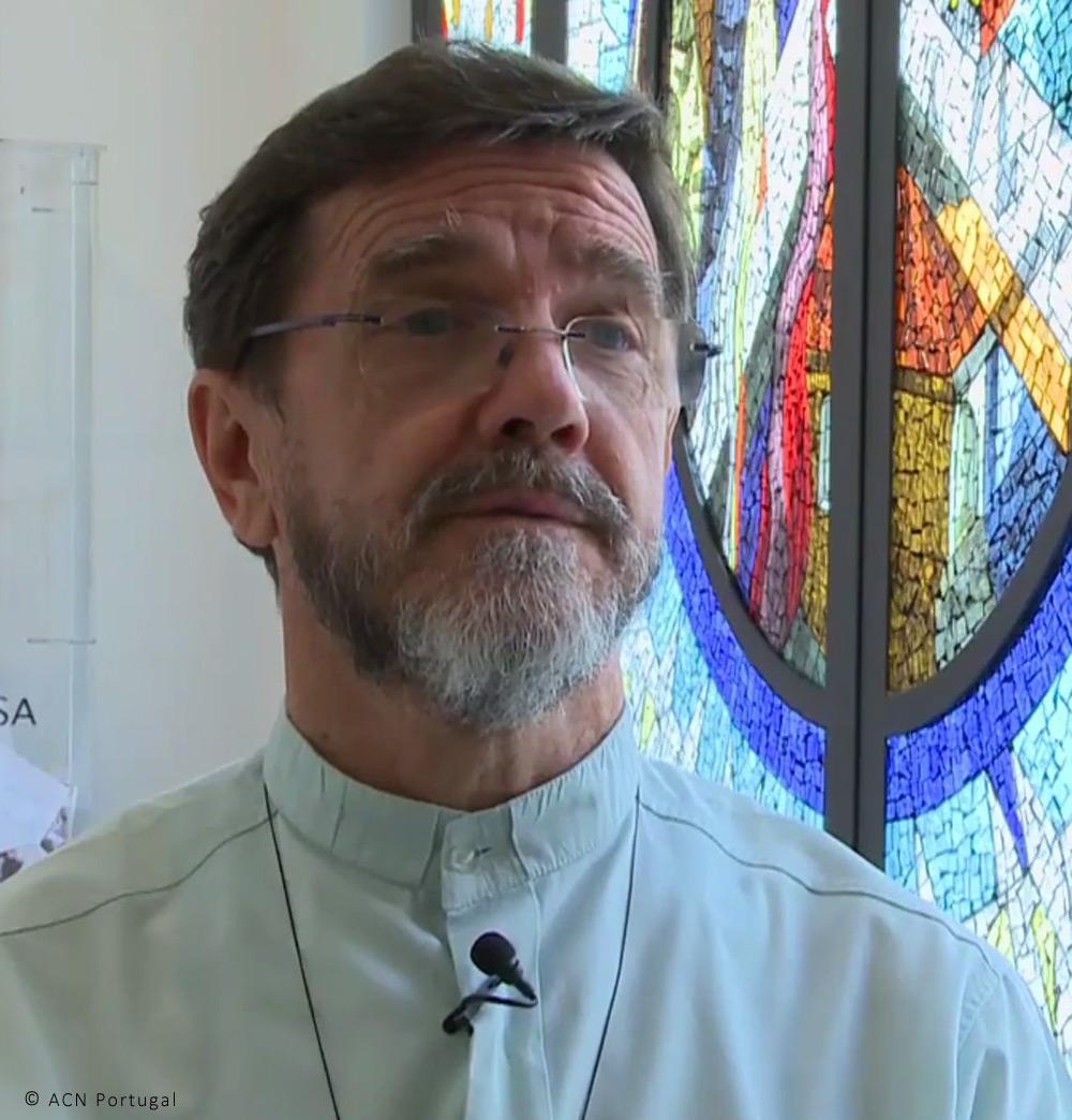 """Mozambique: Los últimos tres años han sido """"una experiencia de cruz"""", dice Mons. Luiz Lisboa"""