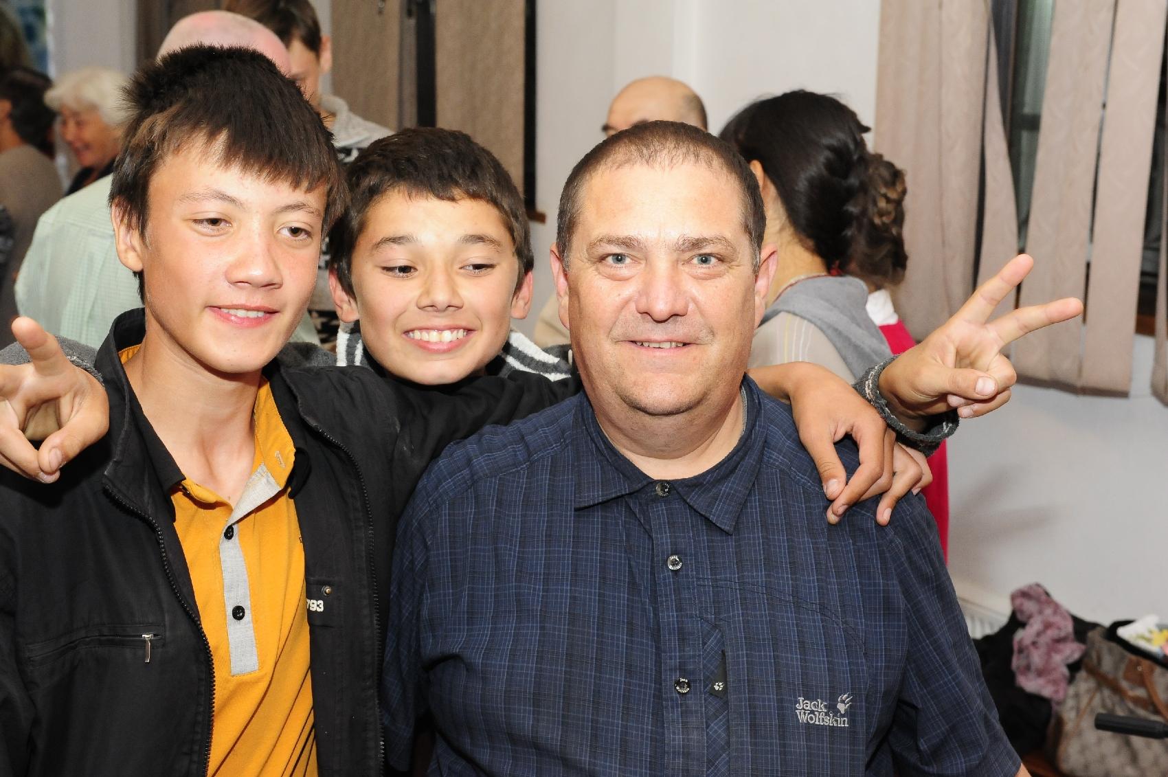 Kirguistán: los católicos, un pequeño rebaño entre altas montañas