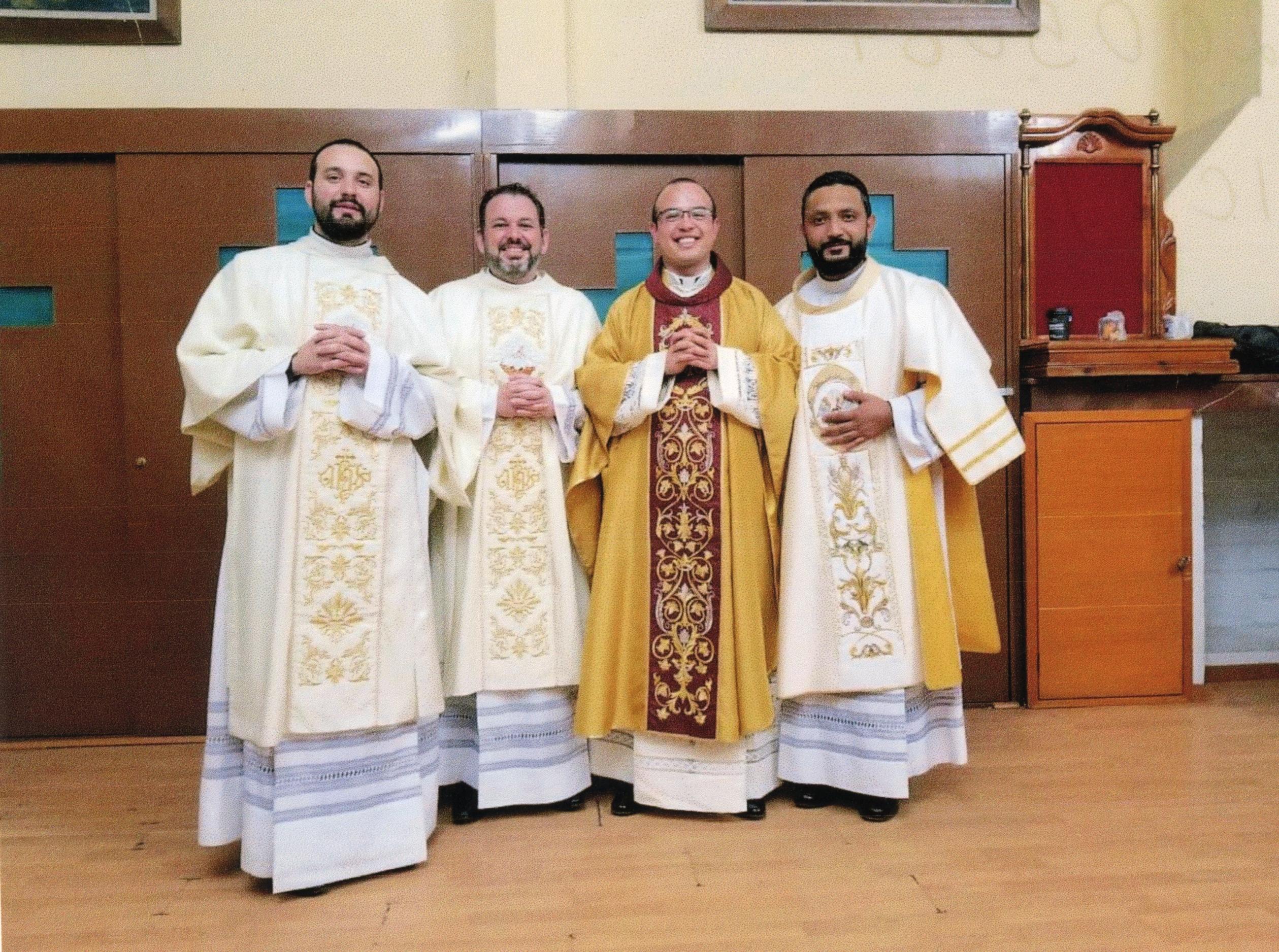 México: Formación para futuros sacerdotes