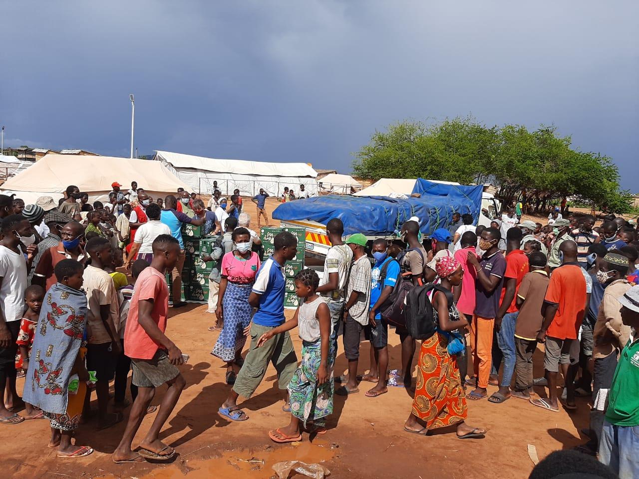 Terror, coronavirus, cólera: el norte de Mozambique sangra por todas las heridas