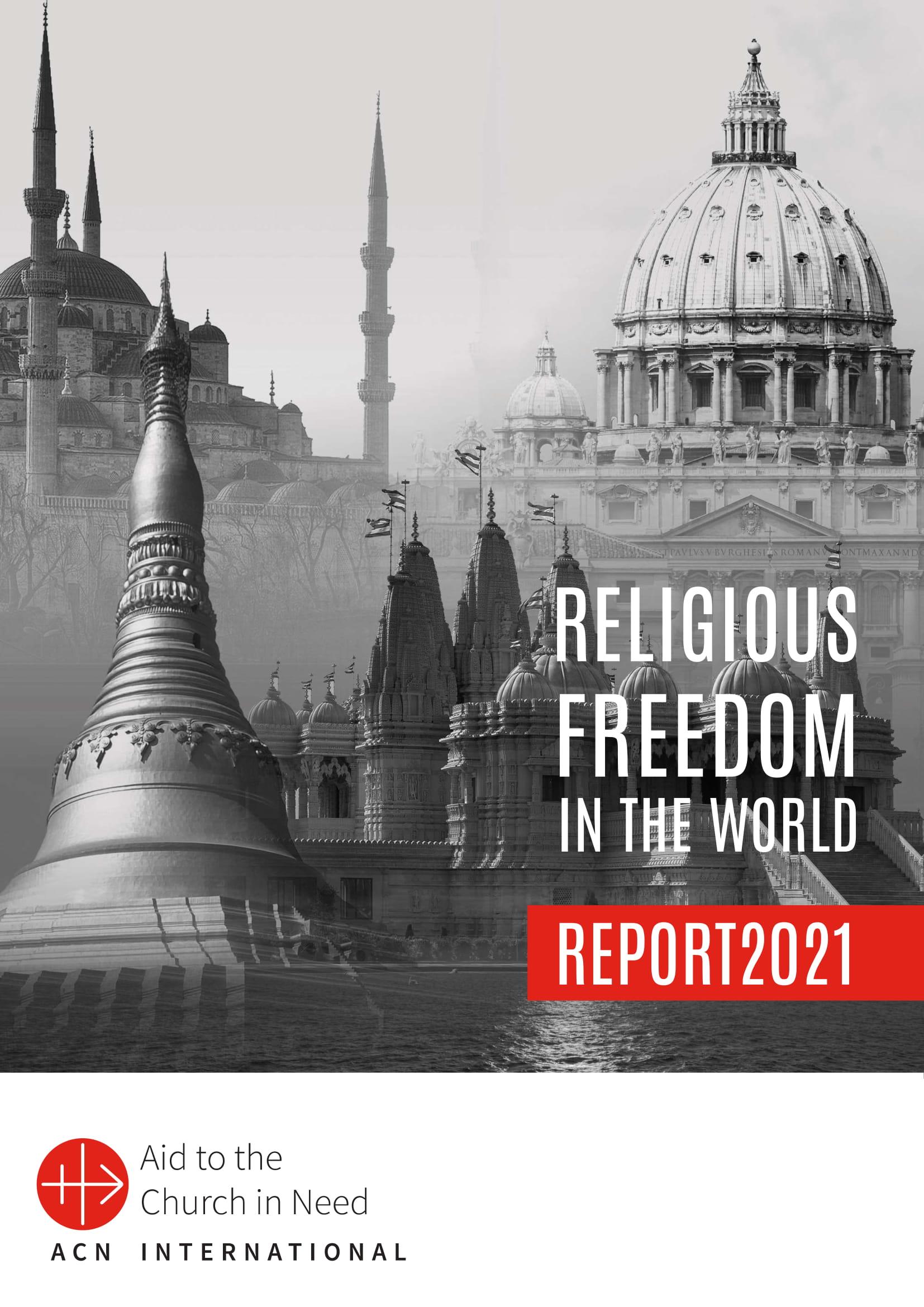 20 abril: lanzamiento del próximo Informe de Libertad Religiosa en el Mundo