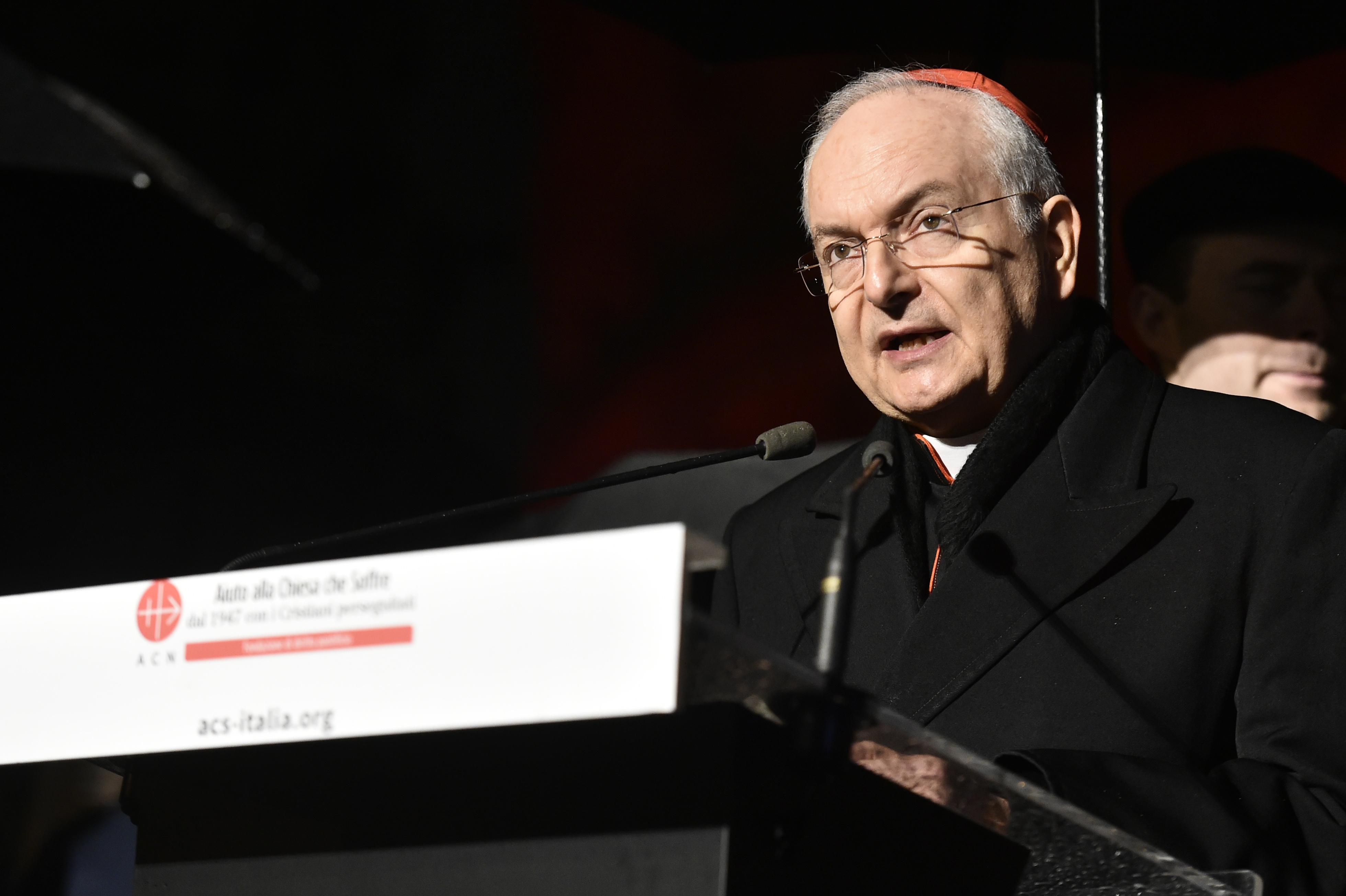 La libertad religiosa no puede ser pisoteada por ningún gobierno y ninguna política: Cardenal Piacenza