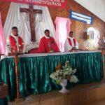 Madagascar: Ayuda a la construcción de una casa parroquial