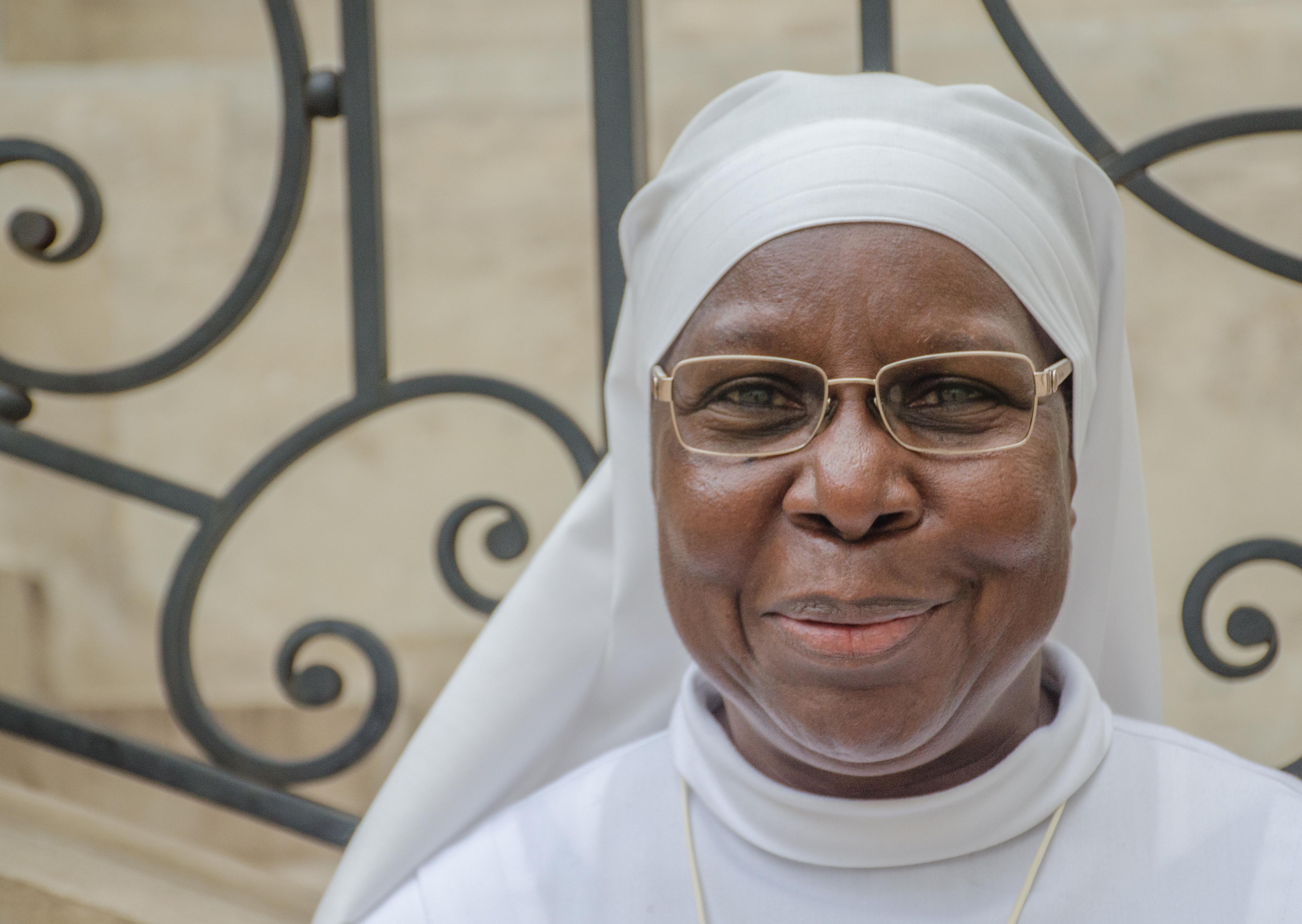 Descansa en paz, hermana Marie-Catherine