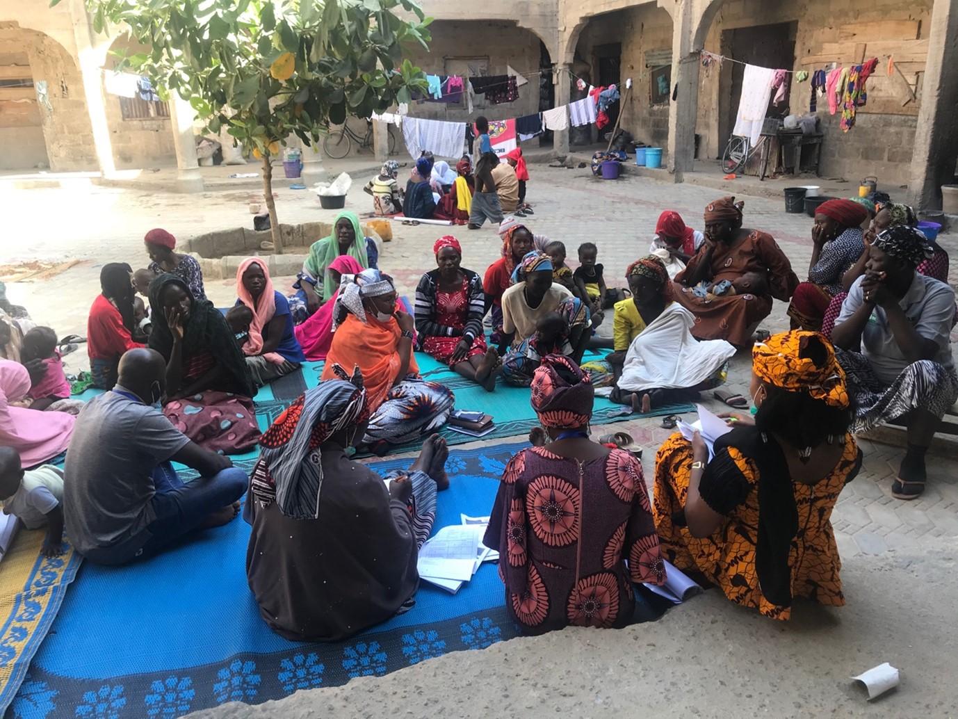 ACN: Ayuda a las víctimas de Boko Haram