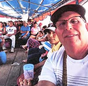Misioneros en zona de extrema pobreza de la selva peruana necesitan ayuda