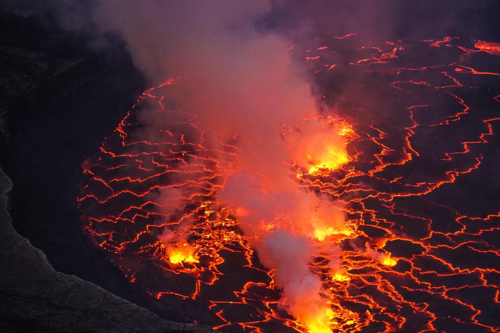 Congo: Tras erupción volcánica cabe temer una crisis humanitaria