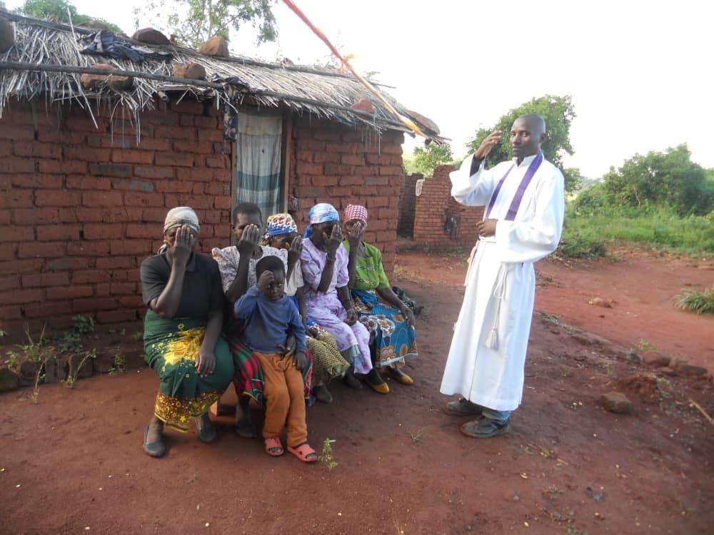 Malaui: Una capilla para la filial de San José de Mathotho