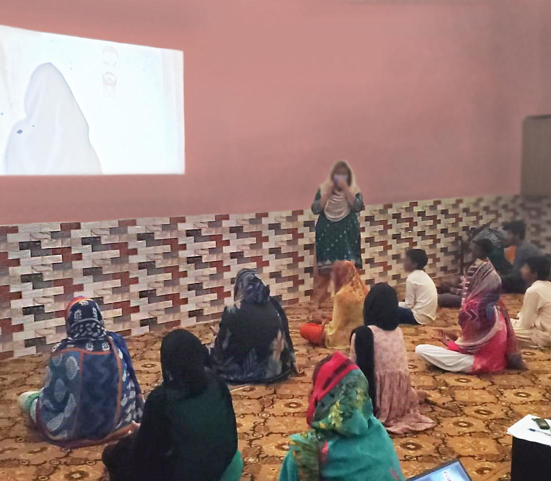 En Pakistán, jóvenes cristianas se capacitan para fortalecer su fe
